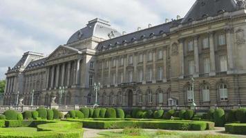 palais royal de bruxelles, belgique