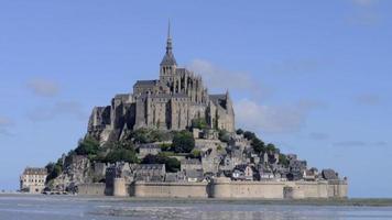 Mont Saint Michel video