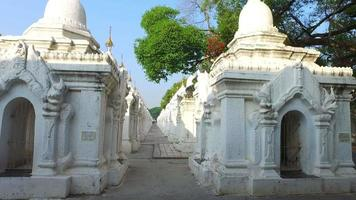 Kuthodaw Pagoda Shrines, Mandalay