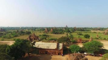 Bagan Tempel in Myanmar video
