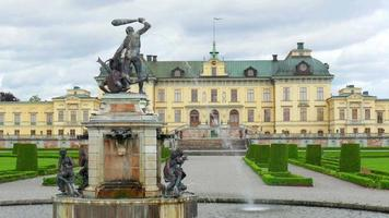 palácio drottningholm, estocolmo, suécia