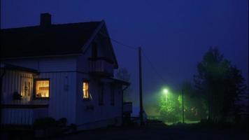 noite a dia, oslo noruega video