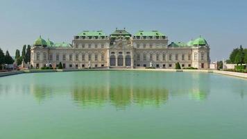 Palais du Belvédère Vienne Autriche