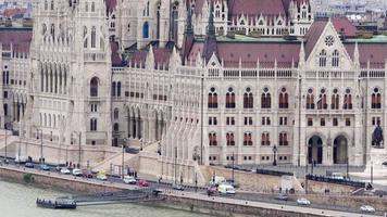 edificio del parlamento di budapest, ungheria