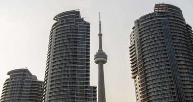Hafenfront in Toronto, Kanada video