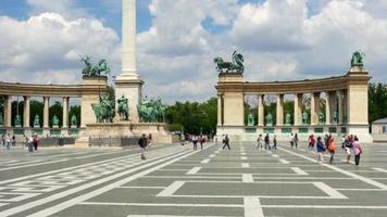 Budapest Helden Platz