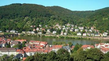 der Flusshals bei Heidelberg