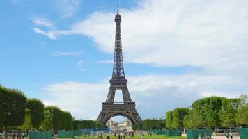 Torre Eiffel a Parigi Francia