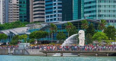 Singapur de Marina Bay