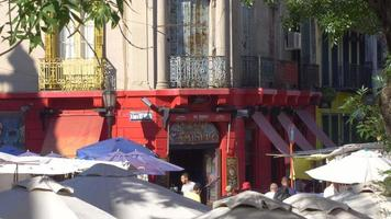 Corner bar of Caminito, La Boca