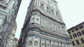 ein blick auf die basilika von santa maria del fiore in florenz