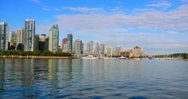 Kohlehafen Eigentumswohnungen, Waterfront, Vancouver Kanada video