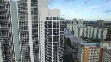 video aerea sunny isles beach