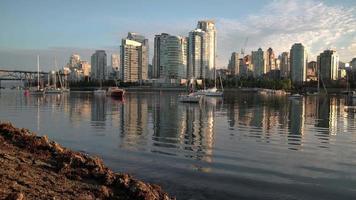 False Creek Morning Reflections, 4K, UHD video