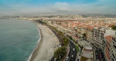 Nice, Frankreich. schöne frankreich straße. schöner frankreich sonnenuntergang. schöner frankreich strand. schöne frankreich cote d'azur. schöne frankreich stadt