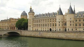Palace Justice, ile de la cite islands, Seine River, Paris