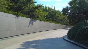 memorial de martin luther king dc video