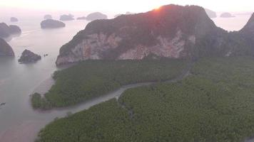 tantas ilhas no golfo de phang nga video
