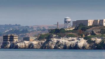 Alcatraz Island - Prison at San Franicsco Bay