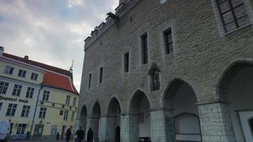 Tallinn Rathaus Turm