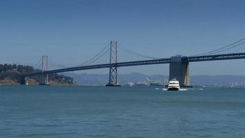 bay bridge - san francisco 4k uhd