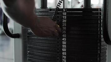 Gewicht der Stapelplatten erhöhen