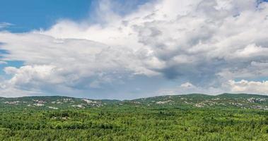 parque provincial de killarney, canadá, timelapse - mirante de granito