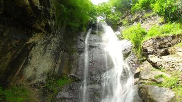 cascata makhuntseti, acharistskali, fiume coruh, batumi, georgia