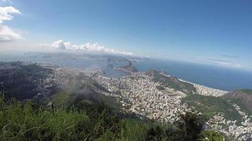 Luftaufnahme von Rio de Janeiro