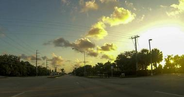 us 1 sunset ride in florida keys