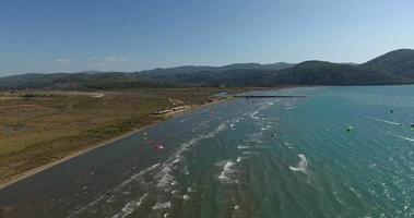 kite surf akyaka turchia