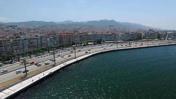 costa di izmir, turchia