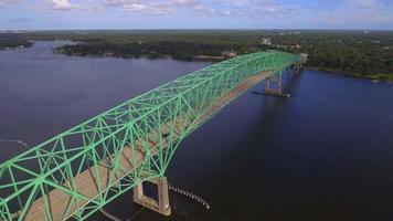 Hart Bridge Expressway de Jacksonville, Florida