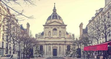 hyperlapse a parigi, francia