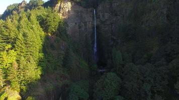 cachoeiras aéreas oregon multnomah