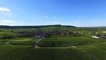 vila de chamery, champagne-ardennes, frança