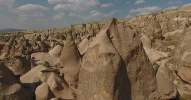 Chimeneas de hadas de Capadocia, Turquía 2016 video