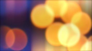 fundo dourado bokeh, desfocar luzes abstratas brilhantes desfocadas
