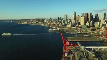 antenne de Seattle