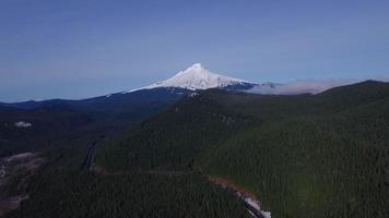 capota aérea oregon mt video