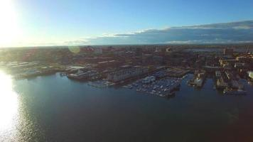 Küstenportland Luftbild