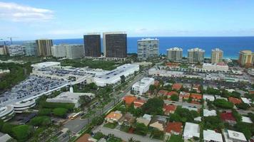 Vidéo aérienne du port de Bal et des îles de Bay Harbor