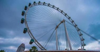 volantino di Singapore