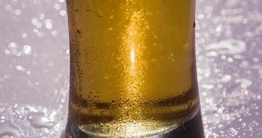 hohes Glas Bier