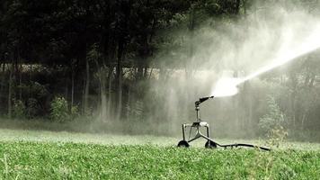 agricultura, riego automático video