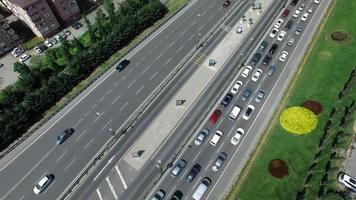 traffico e automobili video