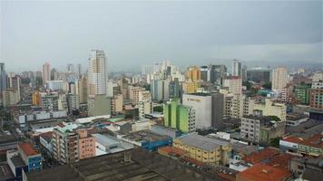 Sao Paulo Skyline video