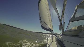 naviguer sur des mers plus agitées video