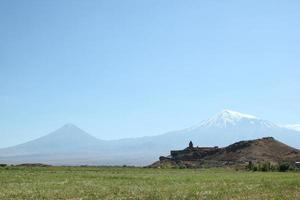 Mt Ararat in Turkey