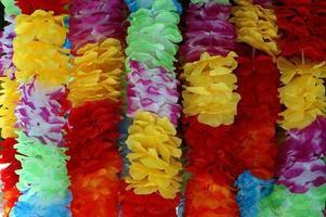 lei hawaiano vibrante